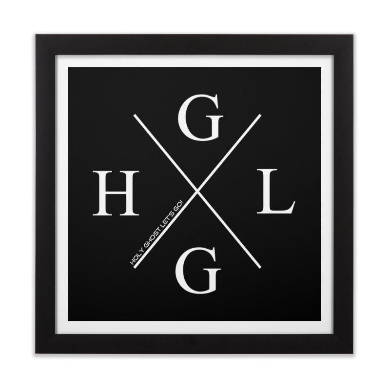 HGLG 2 Home Framed Fine Art Print by TonyWHOA!