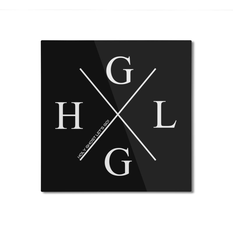 HGLG 2 Home Mounted Aluminum Print by TonyWHOA! Artist Shop