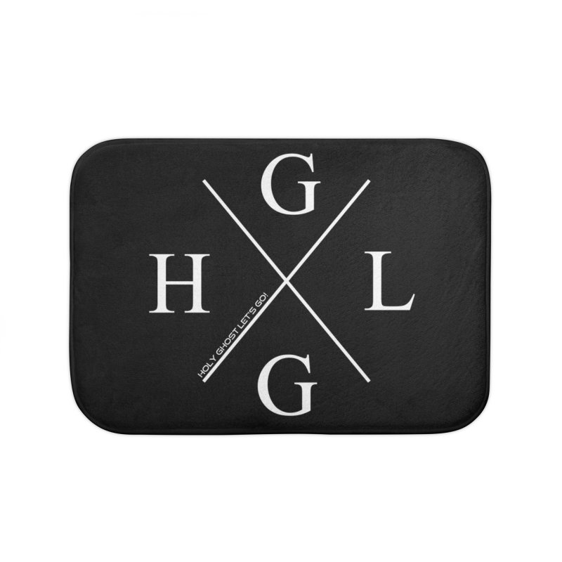 HGLG 2 Home Bath Mat by TonyWHOA! Artist Shop