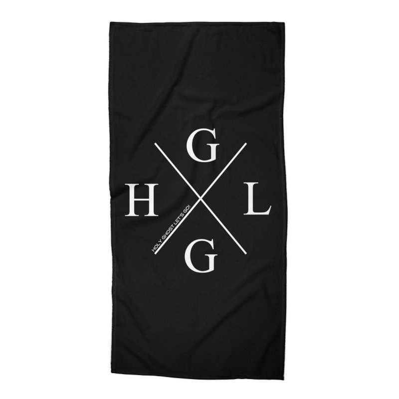 HGLG 2 Accessories Beach Towel by TonyWHOA! Artist Shop