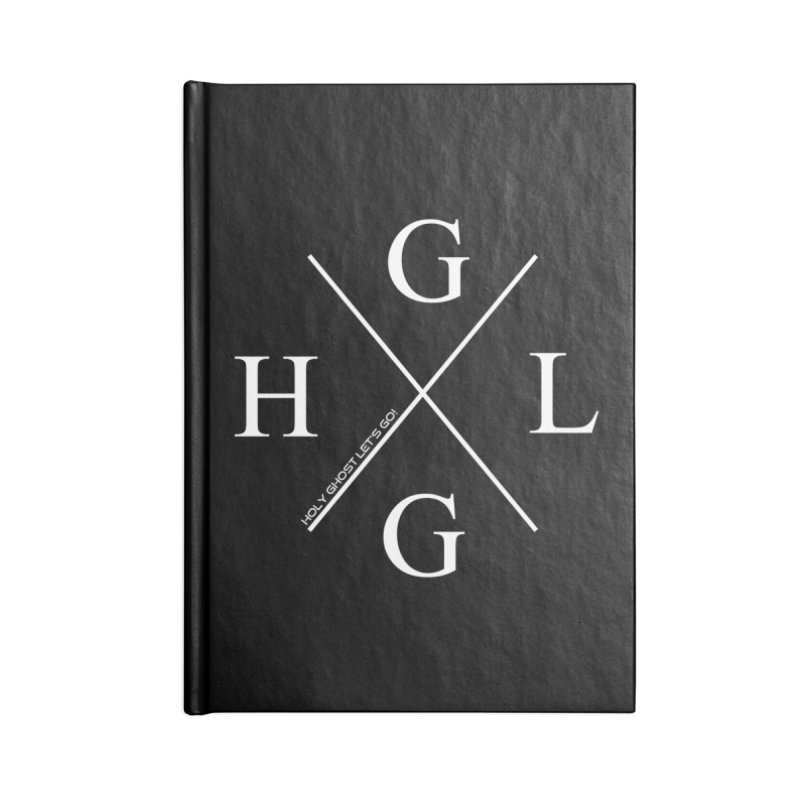HGLG 2 Accessories Notebook by TonyWHOA! Artist Shop
