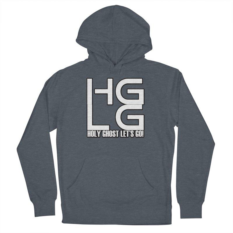HGLG 3 Women's Pullover Hoody by TonyWHOA! Artist Shop