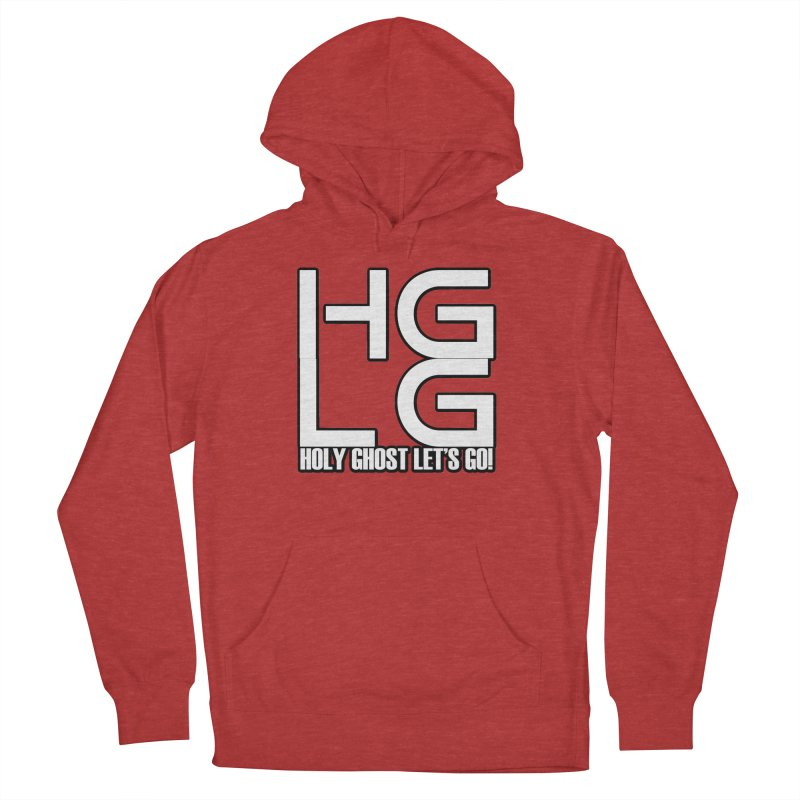 HGLG 3 Women's French Terry Pullover Hoody by TonyWHOA!