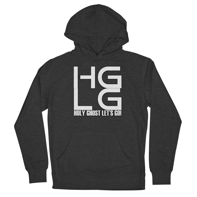 HGLG 3 Men's Pullover Hoody by TonyWHOA! Artist Shop