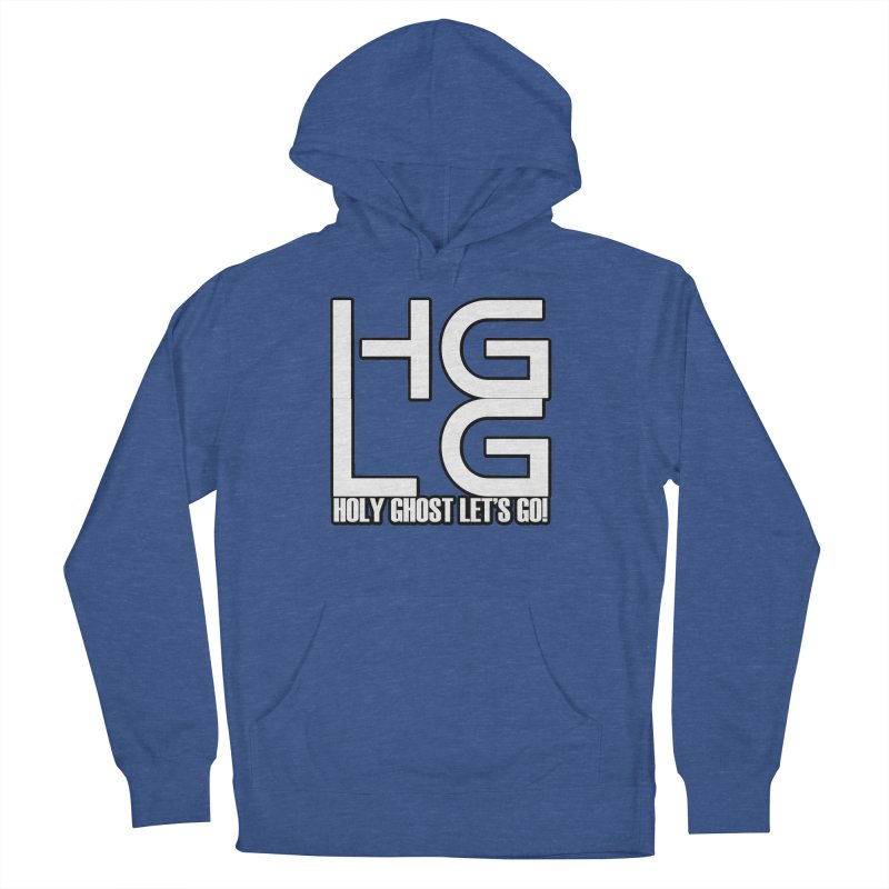 HGLG 3 Men's French Terry Pullover Hoody by TonyWHOA!