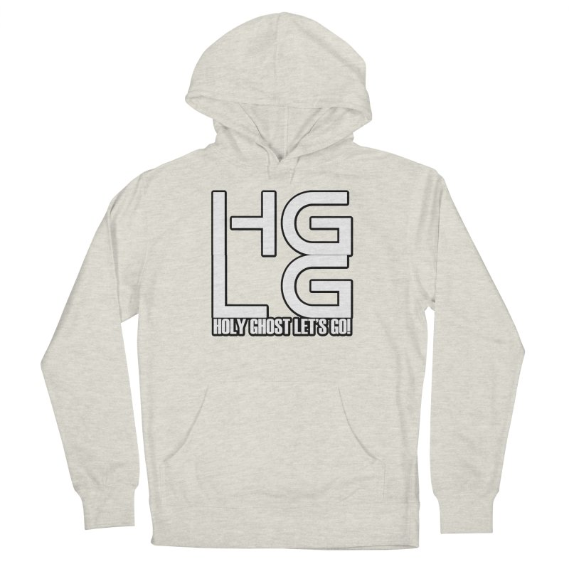 HGLG 3 Men's Pullover Hoody by TonyWHOA! Artist Shop