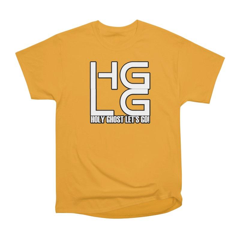 HGLG 3 Men's Heavyweight T-Shirt by TonyWHOA! Artist Shop