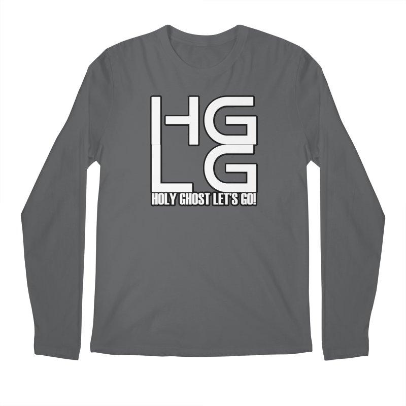 HGLG 3 Men's Longsleeve T-Shirt by TonyWHOA! Artist Shop