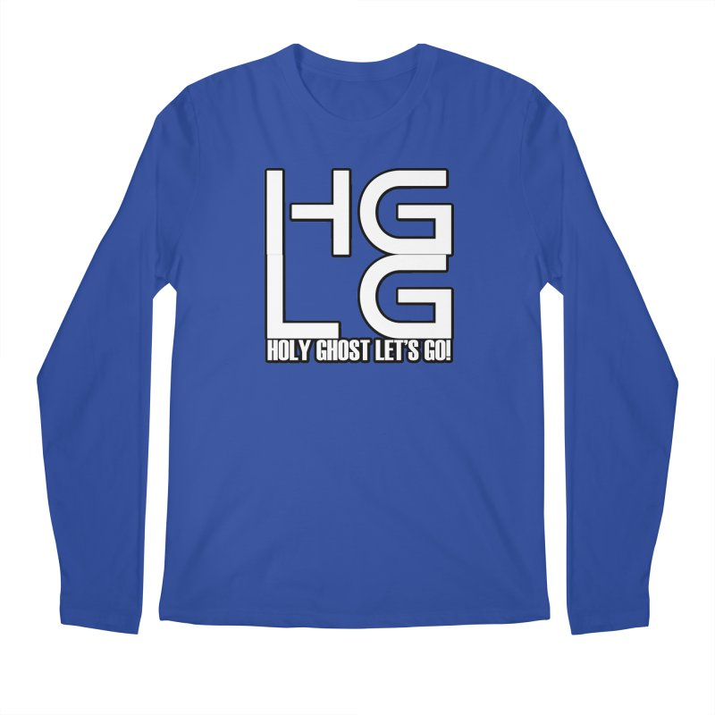 HGLG 3 Men's Regular Longsleeve T-Shirt by TonyWHOA!