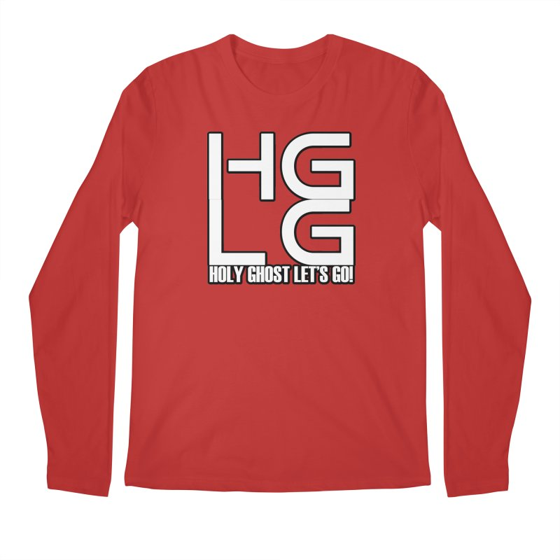HGLG 3 Men's Regular Longsleeve T-Shirt by TonyWHOA!