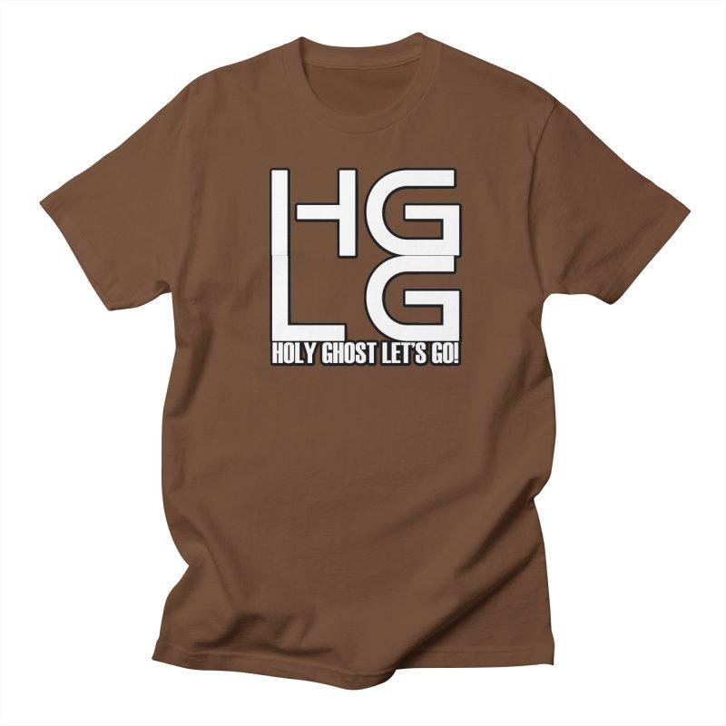 HGLG 3 Men's Regular T-Shirt by TonyWHOA! Artist Shop