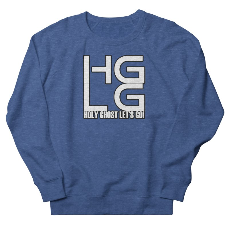 HGLG 3 Women's French Terry Sweatshirt by TonyWHOA! Artist Shop