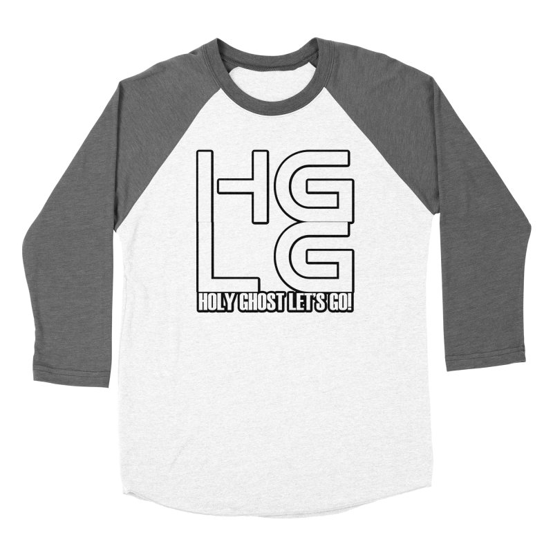 HGLG 3 Women's Baseball Triblend Longsleeve T-Shirt by TonyWHOA!