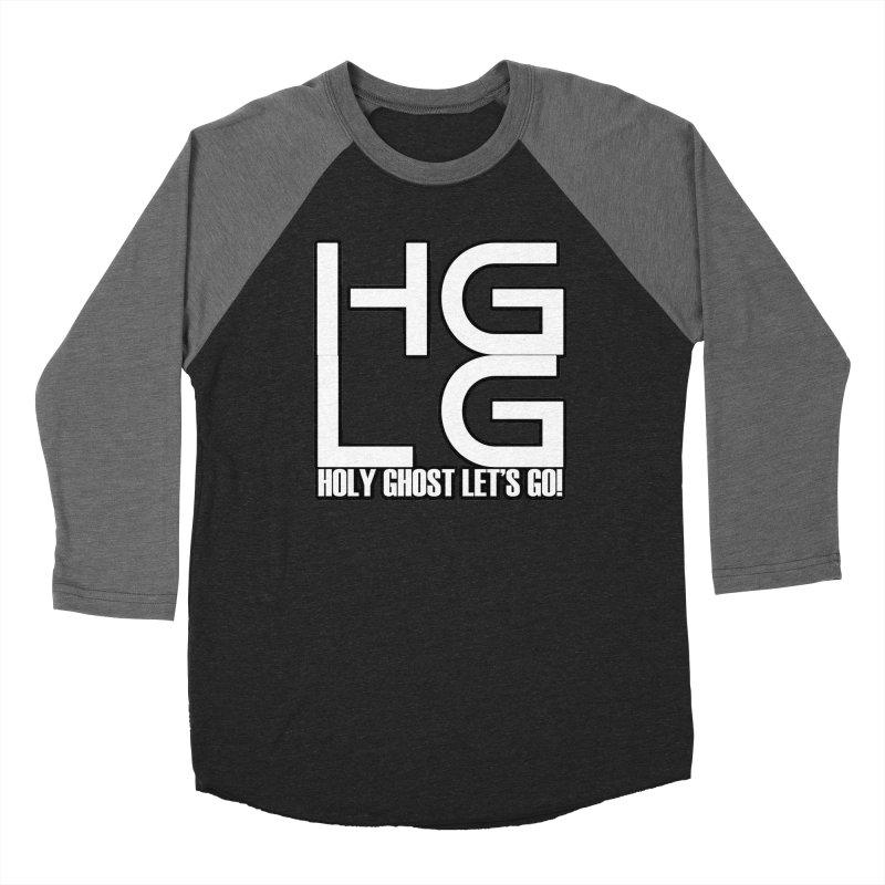HGLG 3 Women's Baseball Triblend T-Shirt by TonyWHOA! Artist Shop