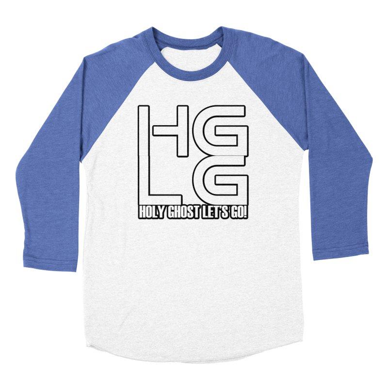 HGLG 3 Men's Baseball Triblend T-Shirt by TonyWHOA! Artist Shop