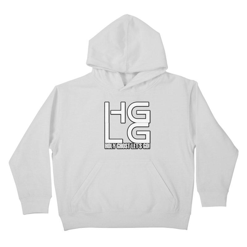 HGLG 3 Kids Pullover Hoody by TonyWHOA!