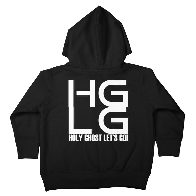 HGLG 3 Kids Toddler Zip-Up Hoody by TonyWHOA! Artist Shop
