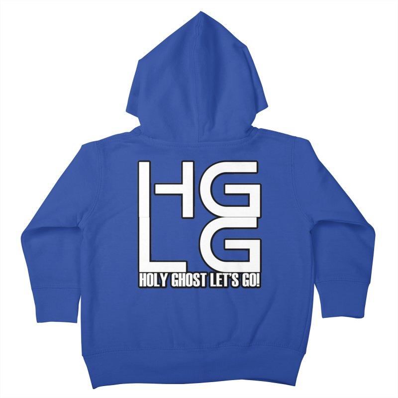 HGLG 3 Kids Toddler Zip-Up Hoody by TonyWHOA!