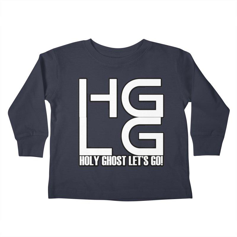 HGLG 3 Kids Toddler Longsleeve T-Shirt by TonyWHOA!