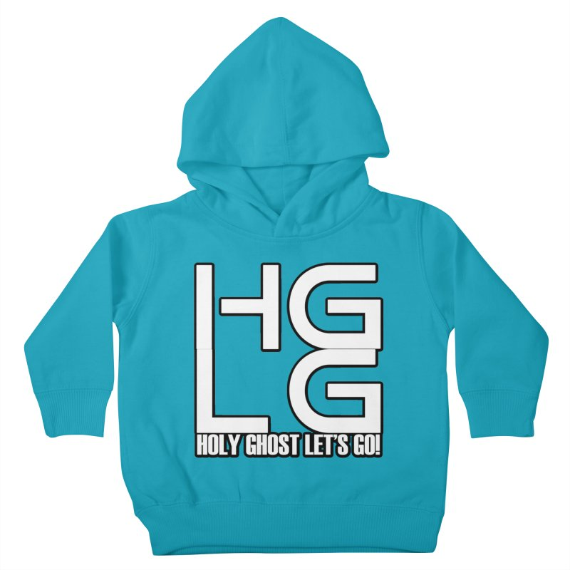 HGLG 3 Kids Toddler Pullover Hoody by TonyWHOA!