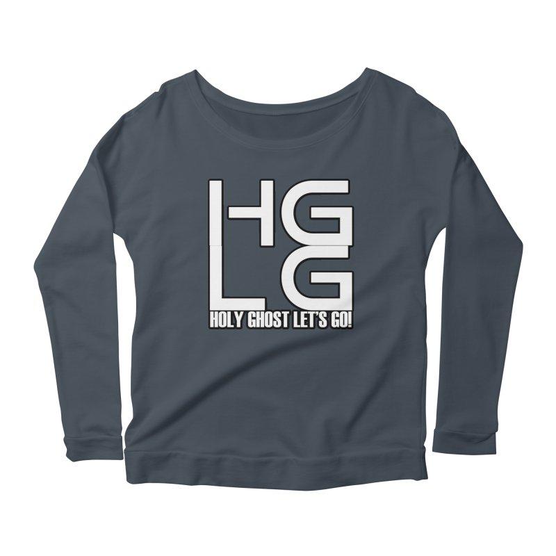 HGLG 3 Women's Scoop Neck Longsleeve T-Shirt by TonyWHOA! Artist Shop