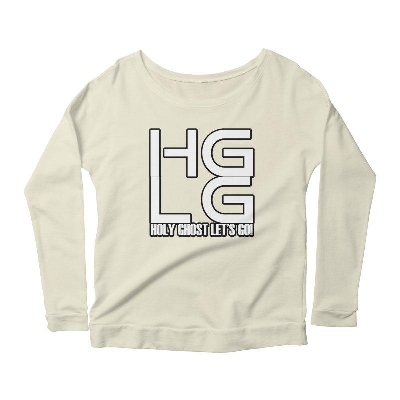 HGLG 3 Women's Scoop Neck Longsleeve T-Shirt by TonyWHOA!