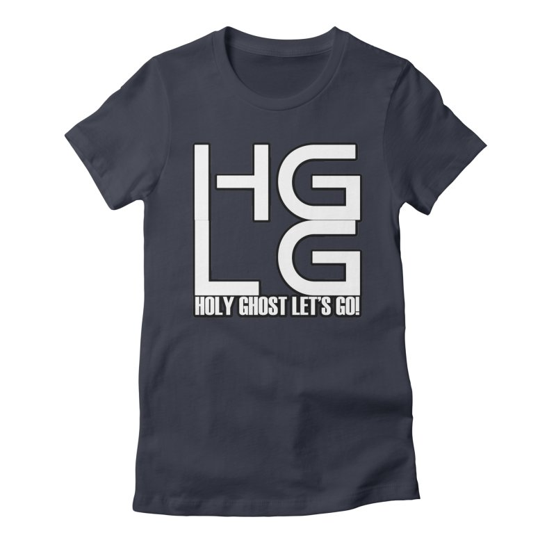 HGLG 3 Women's Fitted T-Shirt by TonyWHOA!