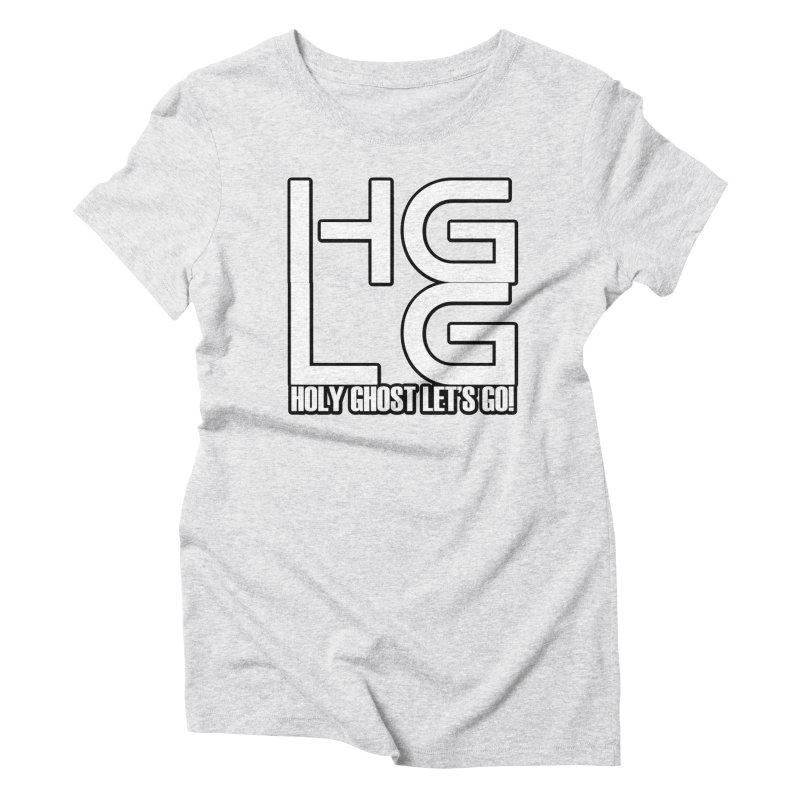 HGLG 3 Women's Triblend T-Shirt by TonyWHOA! Artist Shop