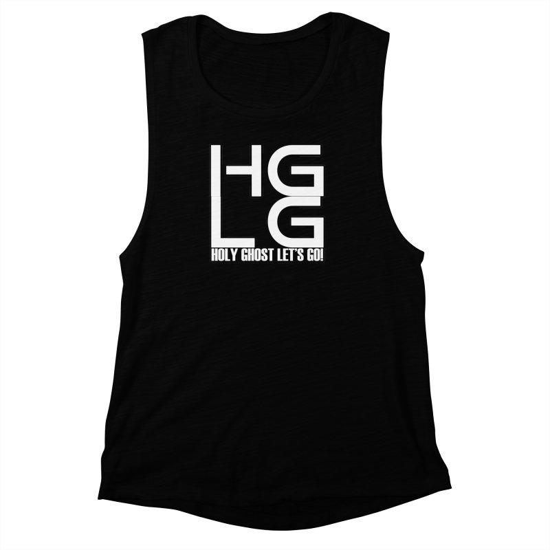 HGLG 3 Women's Muscle Tank by TonyWHOA!