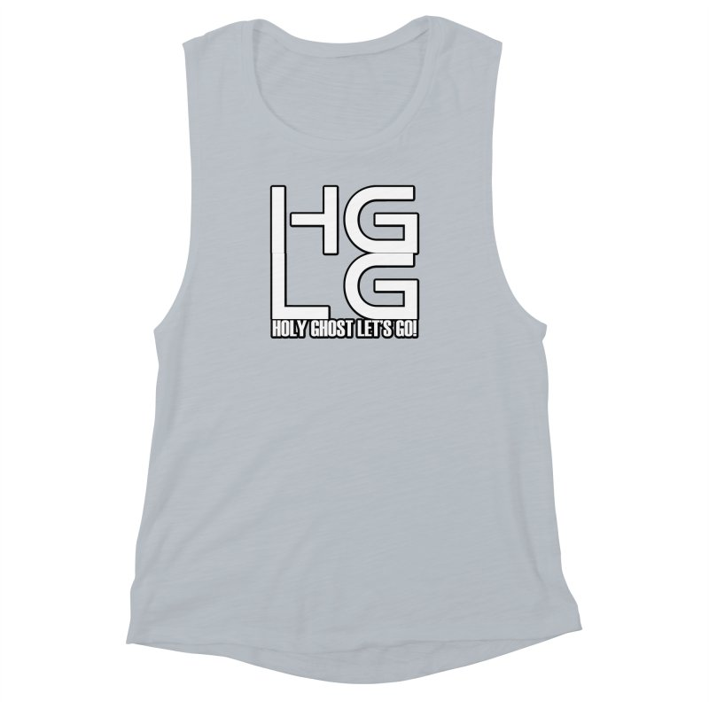 HGLG 3 Women's Muscle Tank by TonyWHOA!