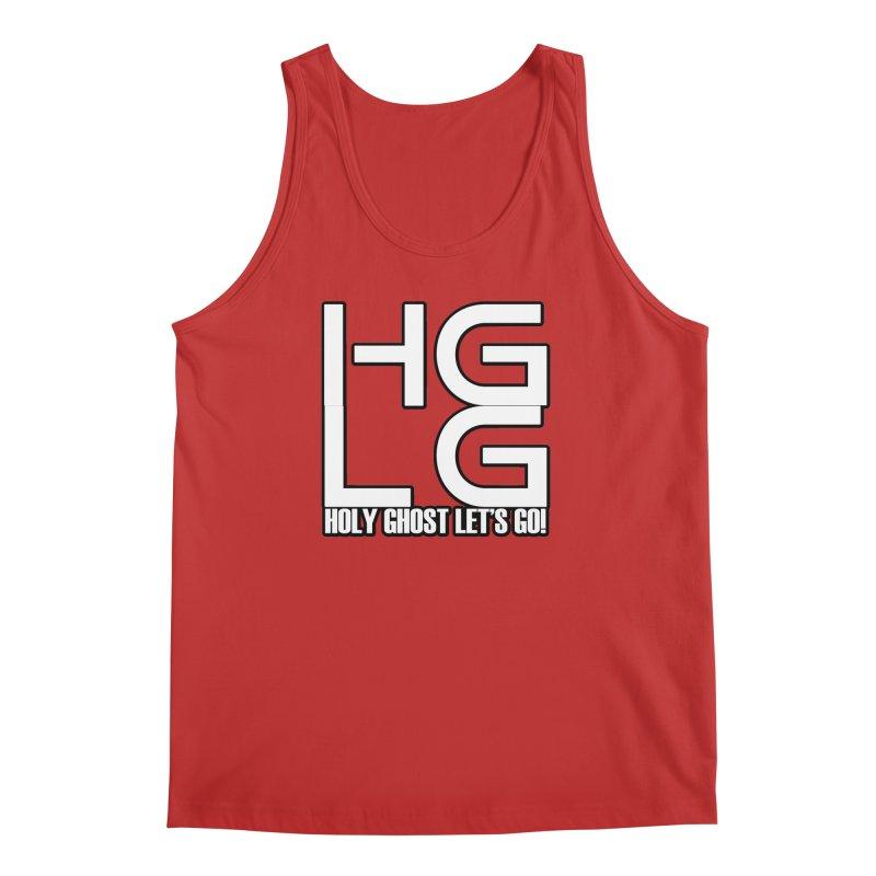 HGLG 3 Men's Regular Tank by TonyWHOA!