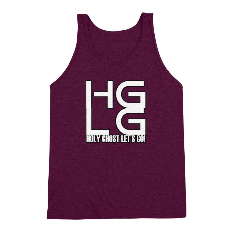 HGLG 3 Men's Triblend Tank by TonyWHOA!