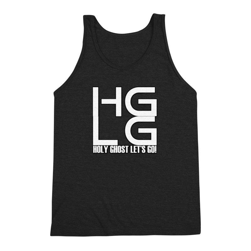 HGLG 3 Men's Triblend Tank by TonyWHOA! Artist Shop