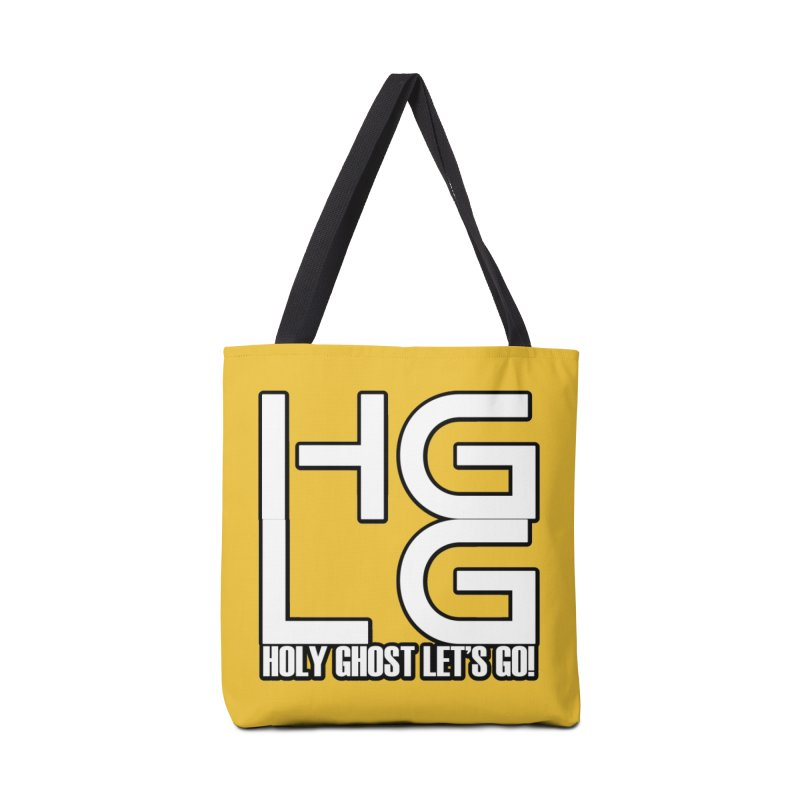 HGLG 3 Accessories Tote Bag Bag by TonyWHOA!