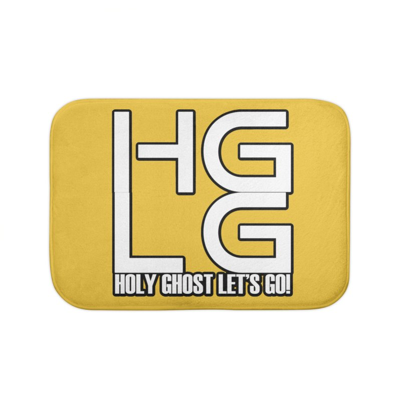 HGLG 3 Home Bath Mat by TonyWHOA! Artist Shop