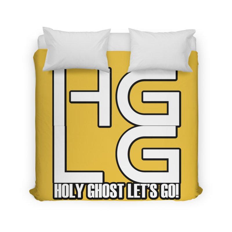 HGLG 3 Home Duvet by TonyWHOA! Artist Shop