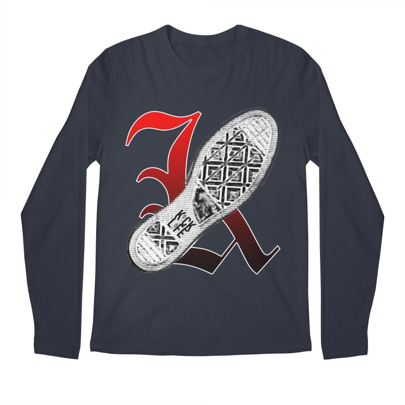 Kick Life 4 Men's Regular Longsleeve T-Shirt by TonyWHOA!