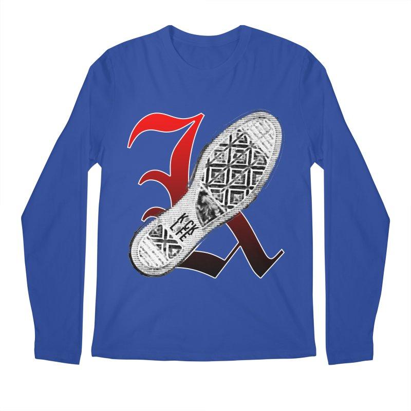 Kick Life 4 Men's Regular Longsleeve T-Shirt by TonyWHOA!