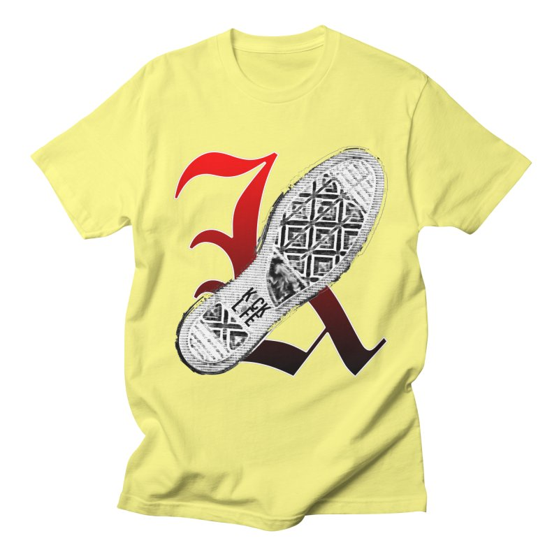 Kick Life 4 Men's Regular T-Shirt by TonyWHOA!