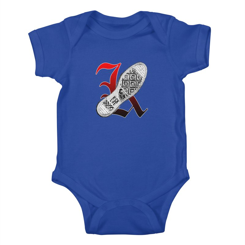 Kick Life 4 Kids Baby Bodysuit by TonyWHOA!