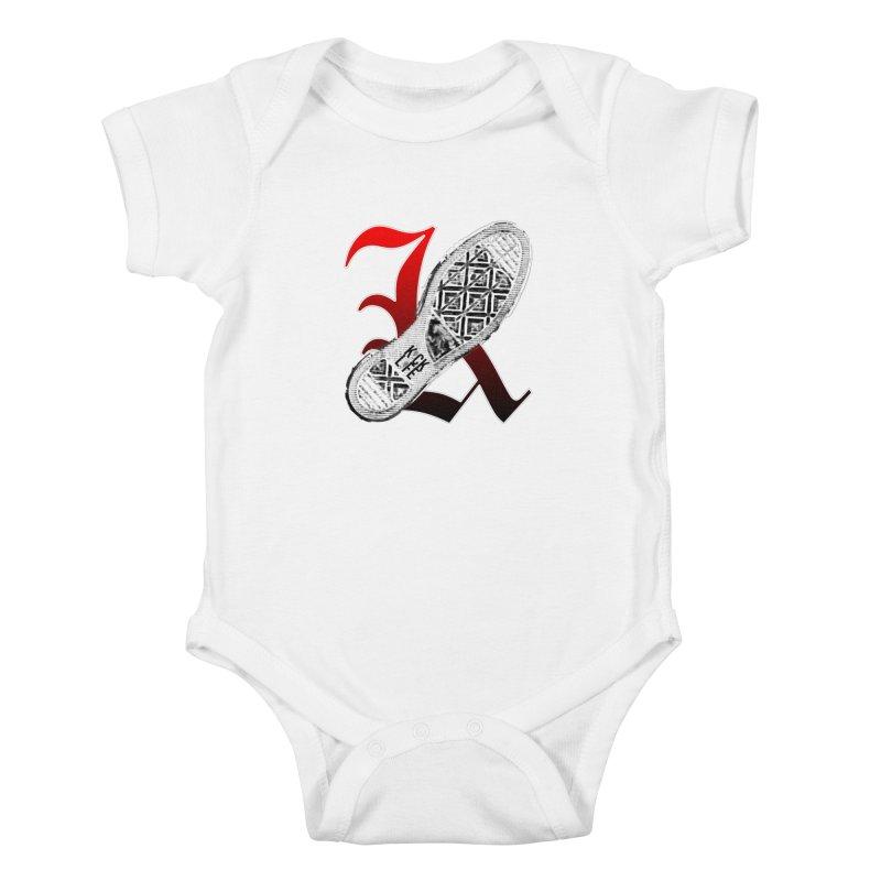 Kick Life 4 Kids Baby Bodysuit by TonyWHOA!