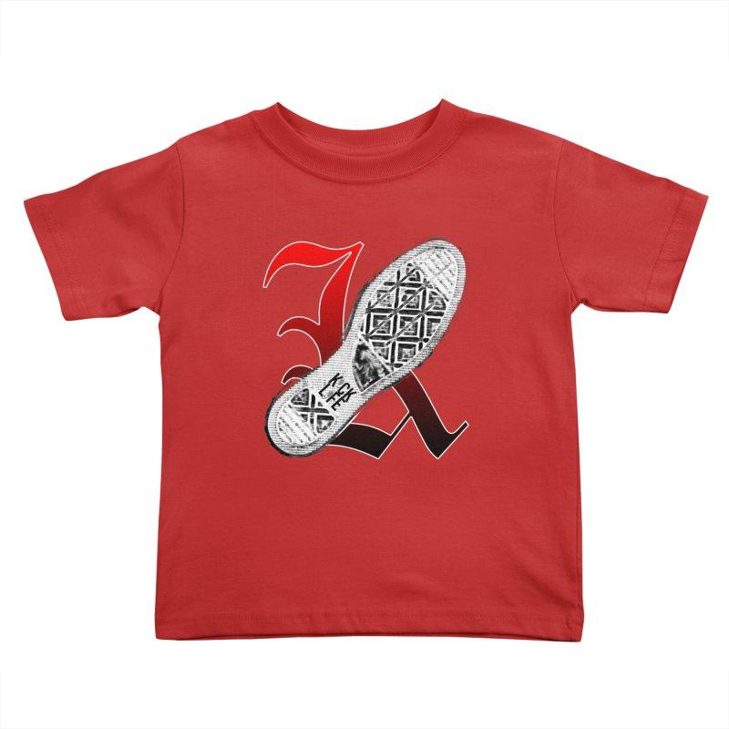 Kick Life 4 Kids Toddler T-Shirt by TonyWHOA!