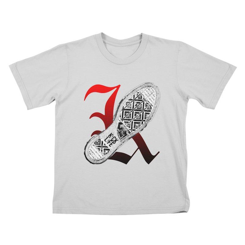 Kick Life 4 Kids T-Shirt by TonyWHOA!