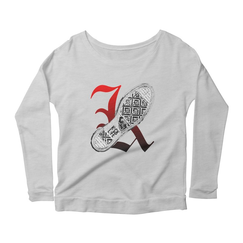 Kick Life 4 Women's Scoop Neck Longsleeve T-Shirt by TonyWHOA!
