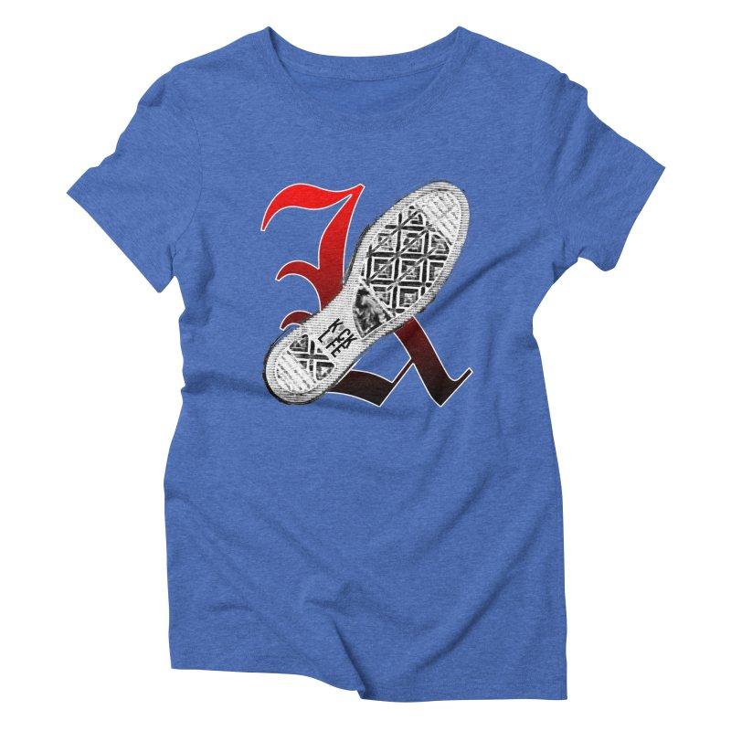 Kick Life 4 Women's Triblend T-Shirt by TonyWHOA!