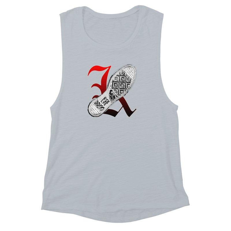 Kick Life 4 Women's Muscle Tank by TonyWHOA!
