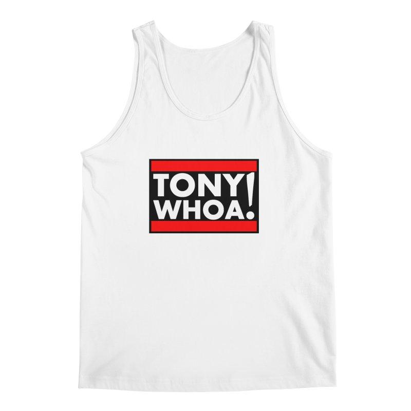 I Support TonyWHOA! Men's Regular Tank by TonyWHOA!