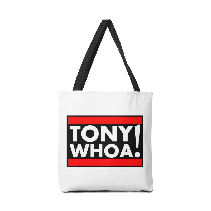 I Support TonyWHOA! Accessories Bag by TonyWHOA!