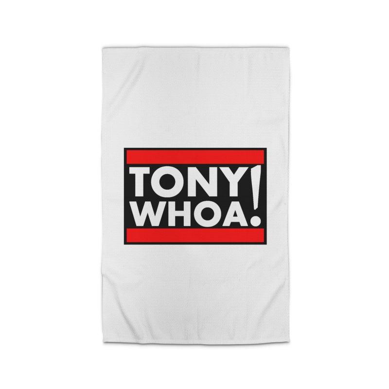 I Support TonyWHOA! Home Rug by TonyWHOA!