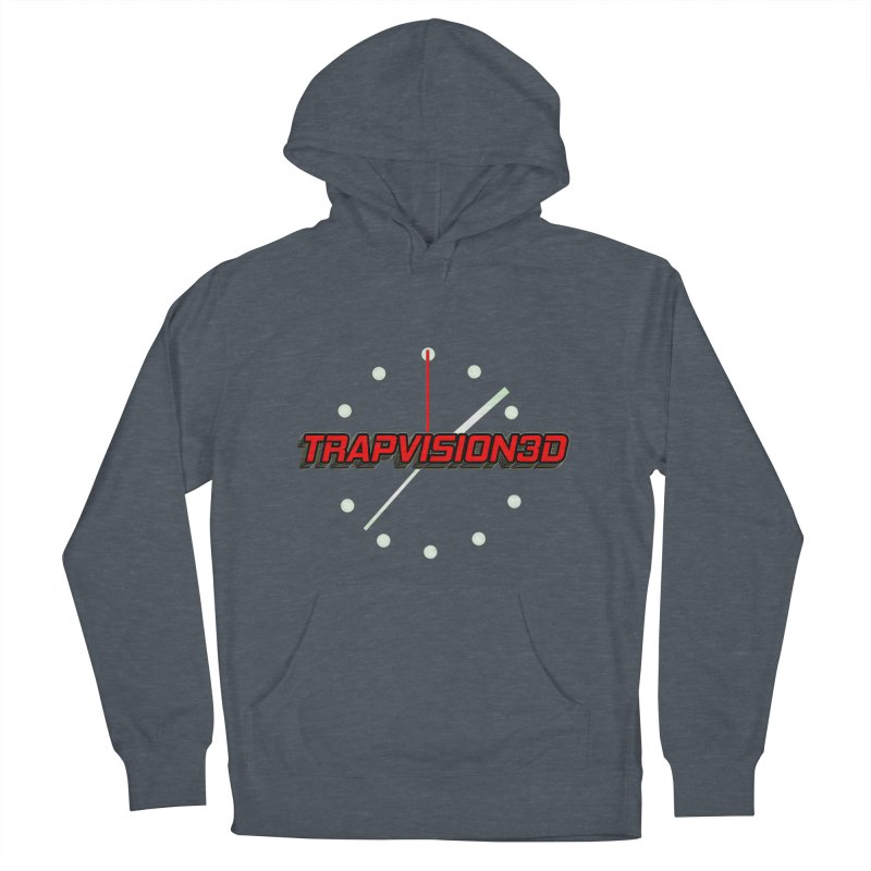 Trap 1 Men's French Terry Pullover Hoody by TonyWHOA!